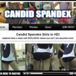 Candid Spandex Mit IBAN / SEPA
