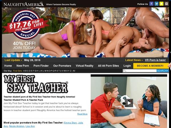 My First Sex Teacher Payment Options