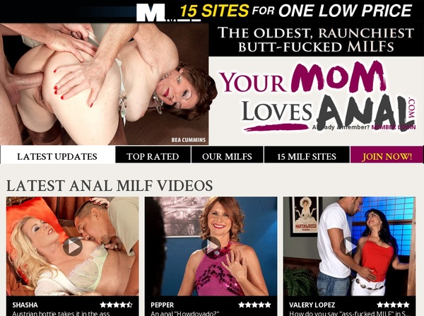Your Mom Loves Anal Video