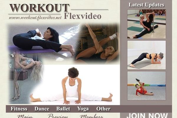 Workout Flex Video Pass Free
