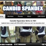 Videos Candid Spandex