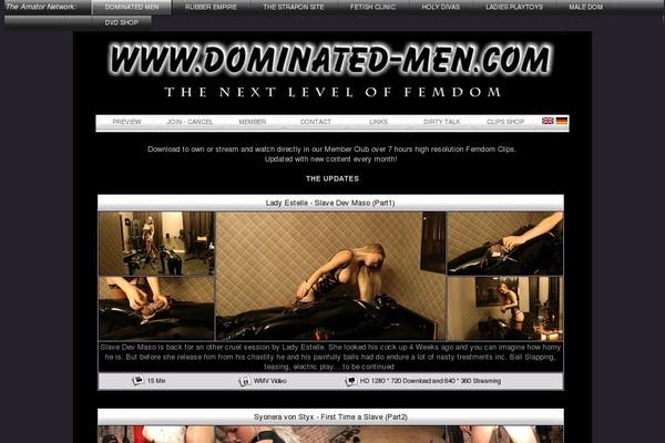 Premium Dominatet Men