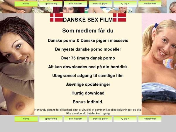 Free Premium Accounts For Danske Sex Film