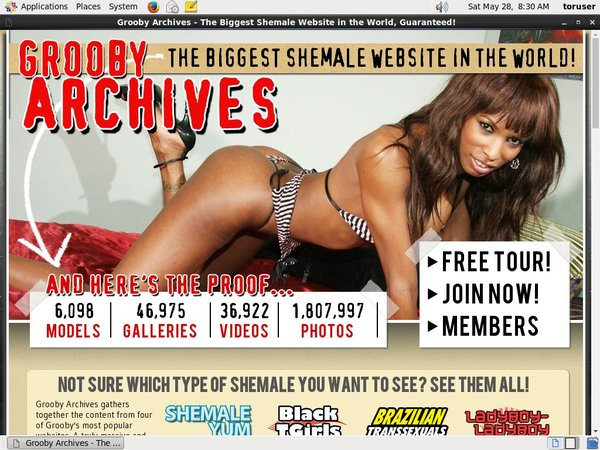 Thegroobyarchives Payment
