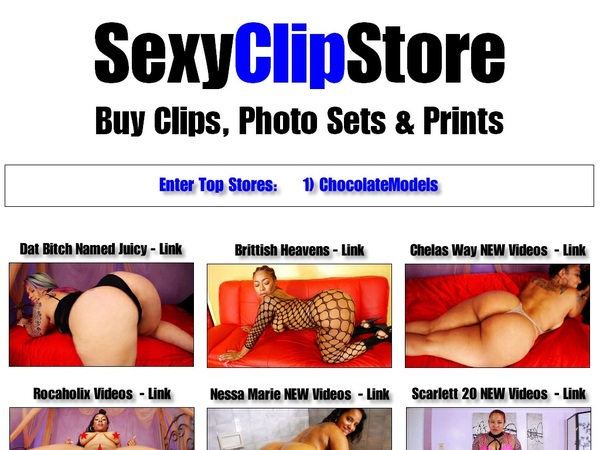 Account Free For Sexyclipstore.com