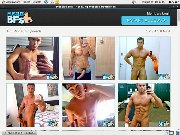 How To Get Muscledbfs Account