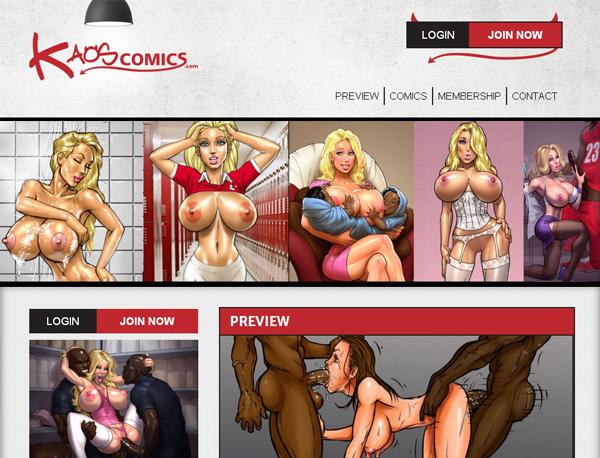 Hd Kaos Comics Free