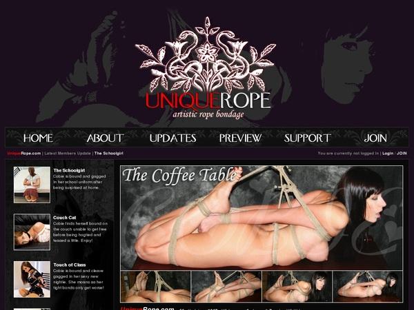 Id Unique Rope