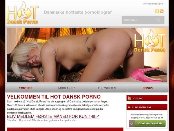 Joining Hot Dansk Porno